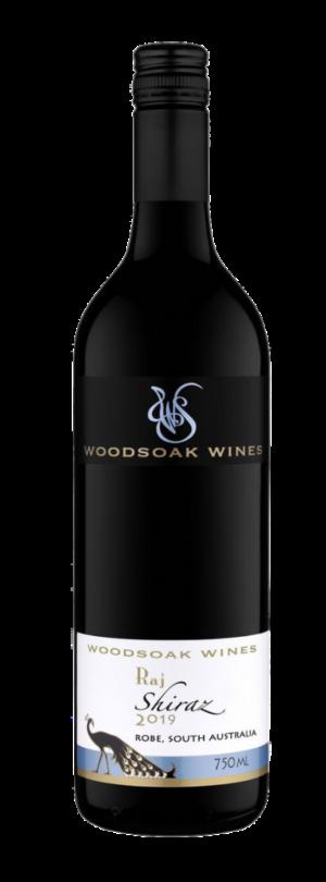 Woodsoak Wines Raj Shiraz 2019